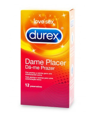 Durex Dameplacer 12