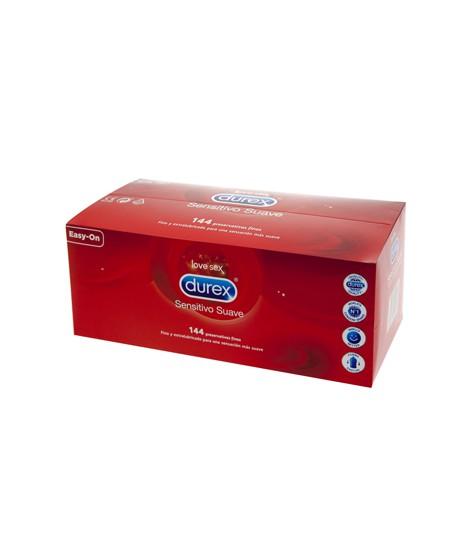 Durex Sensitivo Suave caja 144