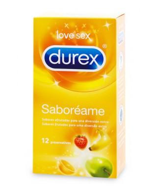 Durex Saboreame 12