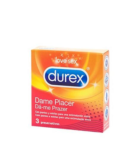 Durex Dame Placer 3